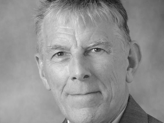 Prof. Ronald Harden, MD, OBE